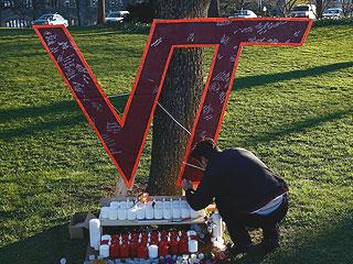 Los alumnos de Virginia Tech en duelo por la masacre