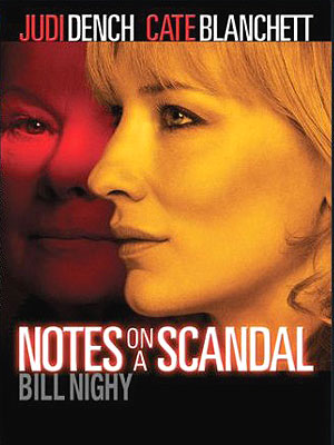 DVD - NOTES ON A SCANDAL