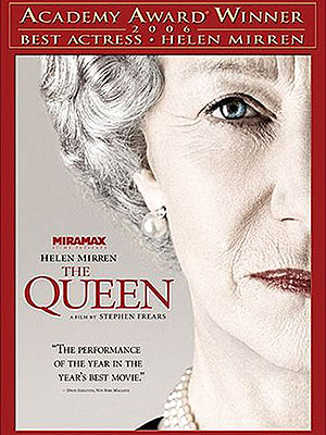 THE QUEEN - DVD