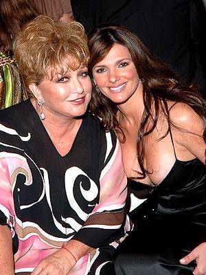 Angélica María y Bárbara Bermudo