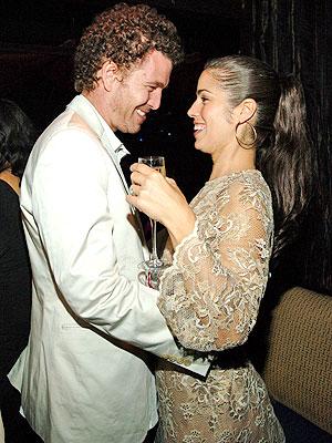 Ana Ortiz y esposa Noah