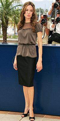 Angelina Jolie look del día