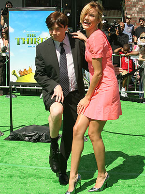 Mike Myers y Cameron Diaz