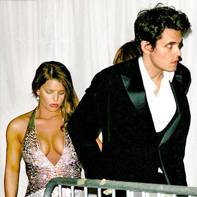 Jessica Simpon y John Mayer