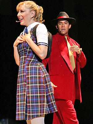 Edith González y Eduardo Santamarina
