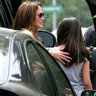Jennifer Lopez y Arianna