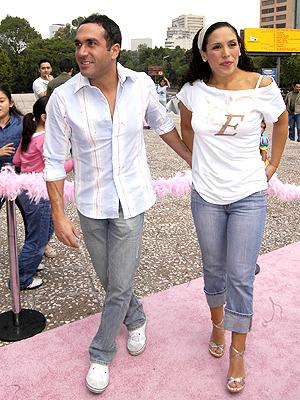Angelica Vale con Alejandro Ibarra