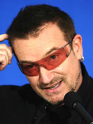 Bond or Bono?