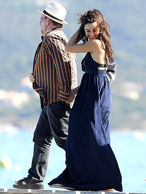 Bono & Penélope Cruz
