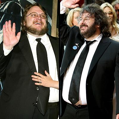 Guillermo Del Toro y Peter Jackson