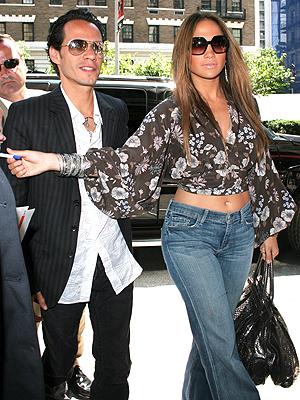 principal Jennifer Lopez & Marc Anthony