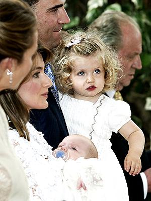 Princesa Letizia & Infanta Leonor