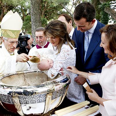Princesa Letizia & Infanta Sofia