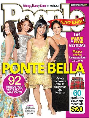 Ponte Bella septiembre 2007 cover