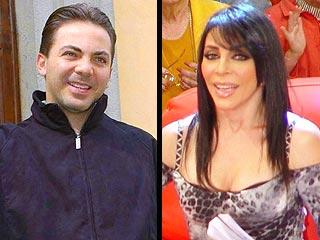 Cristian y Verónica Castro