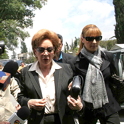 Jacqueline y Chantal Andere
