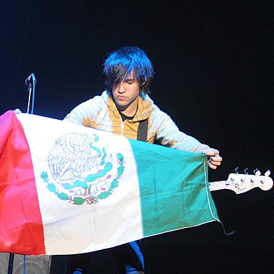 Pete Wentz de Fall Out Boy