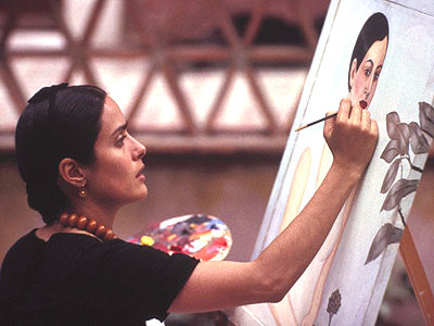 Salma Hayek en Frida