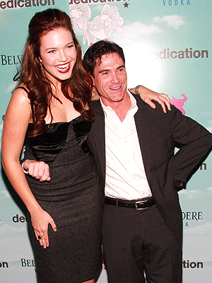 Mandy Moore y Billy Crudup