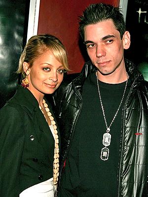 Nicole Richie y DJ AM (Adam Goldstein)