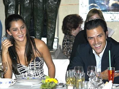 Sara Maldonado con Billy Rovzar