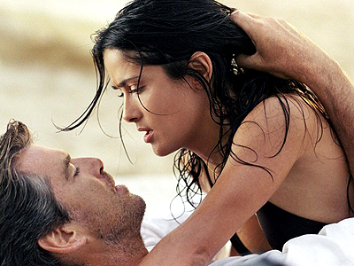 Salma Hayek in After The Sunset