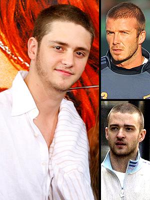 principal Christopher Uckerman, Beckham, Timberlake