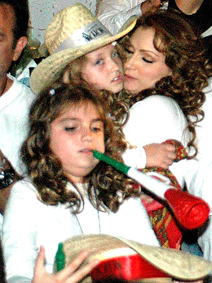 principal español Angelica Rivera