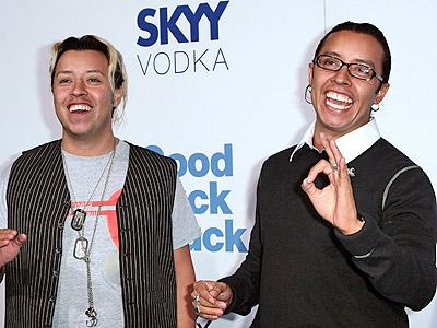 Carlos Ramirez y Efren Ramirez