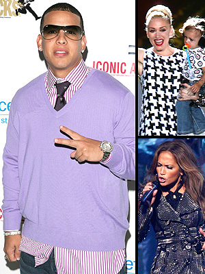 principal Fashion Week 1: Daddy Yankee, Gwen Stefani, Kat de Luna