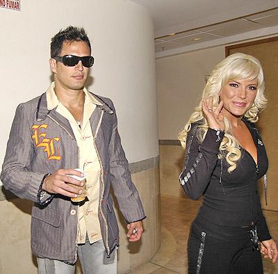 Julio Camejo y Martha Julia