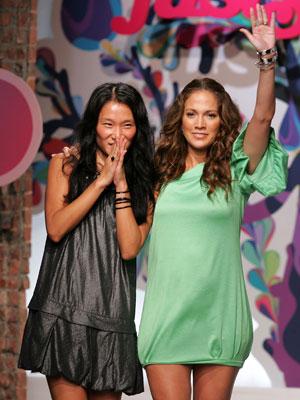 Jennifer Lopez y Kustaa Saksi