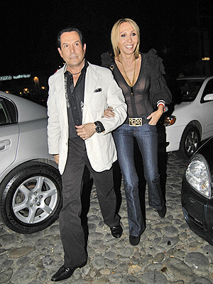 Laura Bozzo y Juan Jose Origel