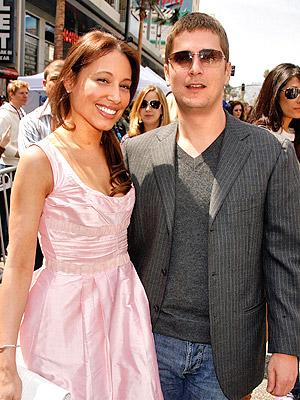 Rob Thomas y Marisol Maldonado