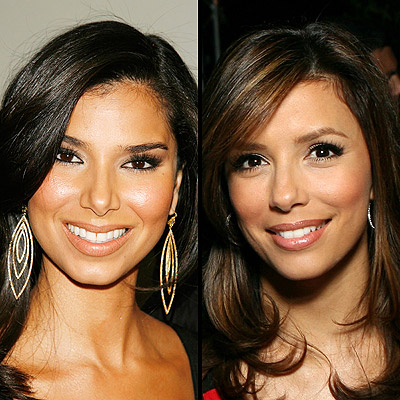Roselyn Sanchez y Eva Longoria