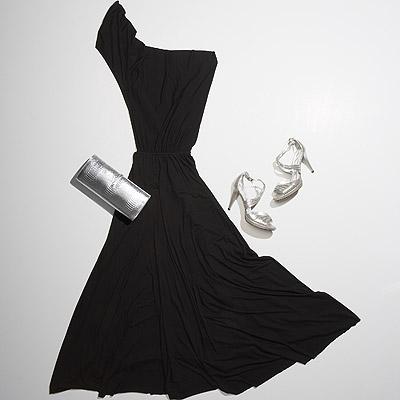 Ana Belen dress para Clinique package