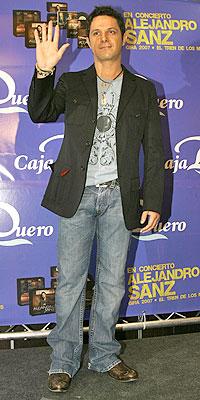Alejandro Sanz: Clinique