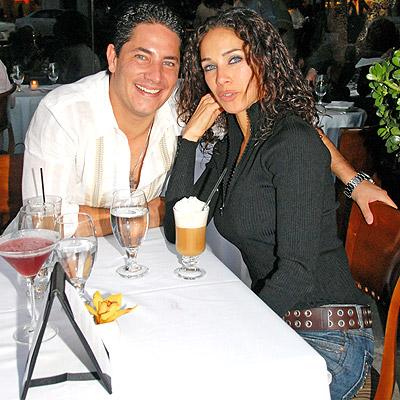 Carmen Dominicci y Fernando Del Rincon
