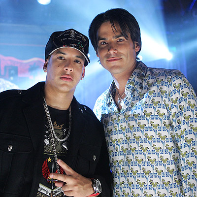 Daddy Yankee y Eddie Matos en 'Cane'