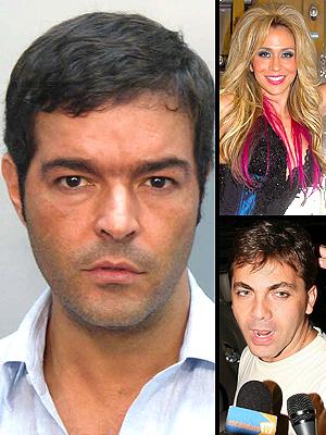 principal Escandalo: Pablo Montero, Noeila y Cristian Castro