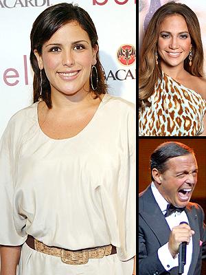 principal Angelica Vale, Jennifer Lopez y Luis Miguel