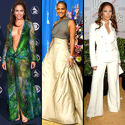 Jennifer Lopez dresses moda