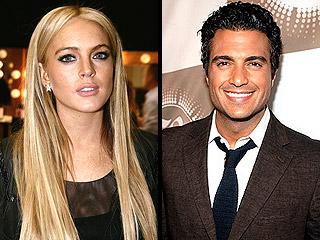 Lindsay Lohan & Jaime Camil