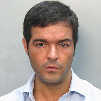 Pablo Montero aka Oscar Hernandez
