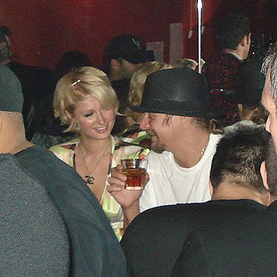Paris Hilton & Kid Rock
