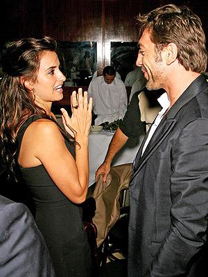 Penelope Cruz & Javier Bardem