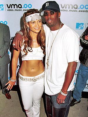 Jennifer Lopez y Sean 'Puffy' Combs