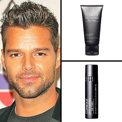 Ricky Martin: Clinique