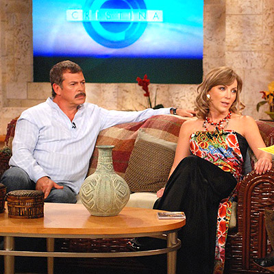 Sergio Goyri y Laura Flores