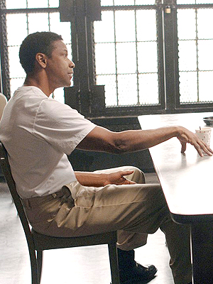 Denzel Washington en American Gangster movie